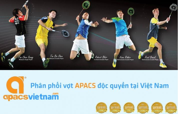APACS Việt Nam | Mua Bán Vợt APACS